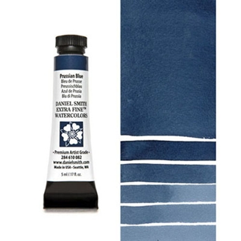 Daniel Smith PRUSSIAN BLUE 5ML Extra Fine Watercolor 284610082