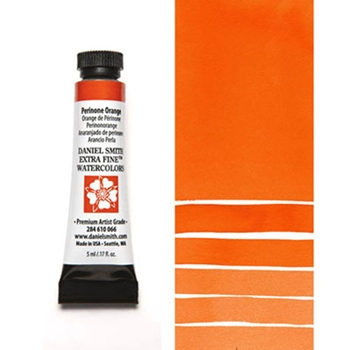 Daniel Smith PERINONE ORANGE 5ML Extra Fine Watercolor 284610066