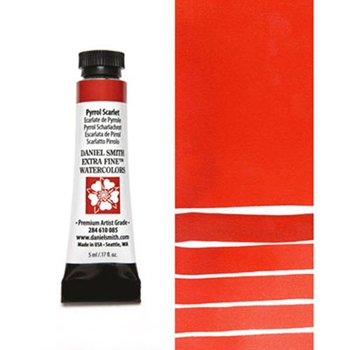 Daniel Smith PYRROL SCARLET 5ML Extra Fine Watercolor 284610085