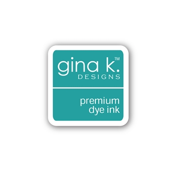 Gina K Designs TURQUOISE SEA Color Companions Mini Ink Pad CUBE16