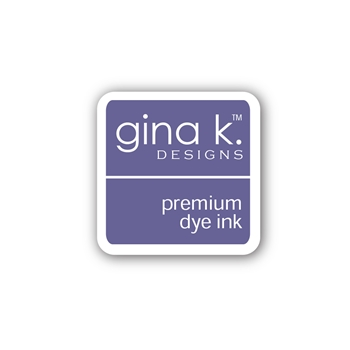 Gina K Designs IWILD WISTERIA Color Companions Mini Ink Pad CUBE35