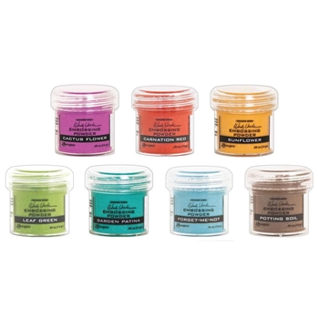 Ranger Wendy Vecchi Embossing Powder SET 7 Ranger104