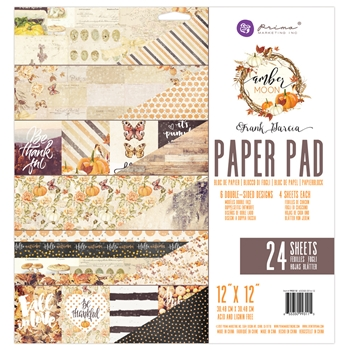 Prima Marketing AMBER MOON 12 x 12 Collection Kit 993115