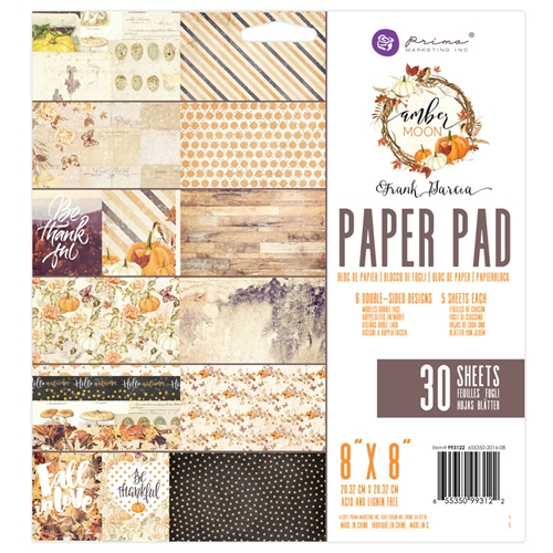 Prima Marketing AMBER MOON 8 x 8 Collection Kit 993122 Preview Image