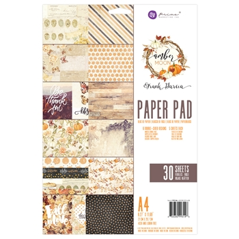 Prima Marketing A4 Paper Pad AMBER MOON 993146