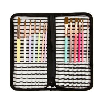 Prima Marketing WATERCOLOR ARTIST BRUSH CASE 595593