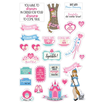 Prima Marketing FAIRYTALES PLANNER STICKERS Julie Nutting 912147