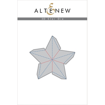 RESERVE Altenew 3D STAR Die Set