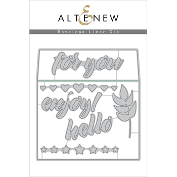 RESERVE Altenew ENVELOPE LINER Die Set