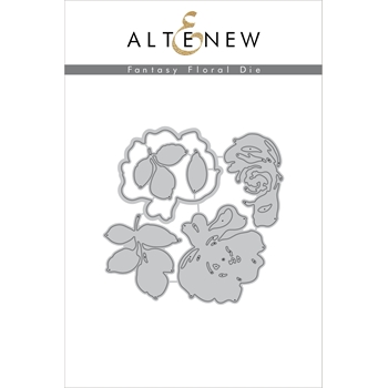 Altenew FANTASY FLORAL DIE Set
