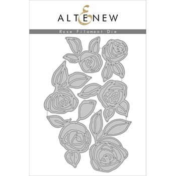 RESERVE Altenew ROSE FILAMENT Die Set