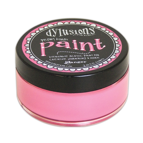 Ranger Dylusions Paint PEONY BLUSH DYP60192 Preview Image