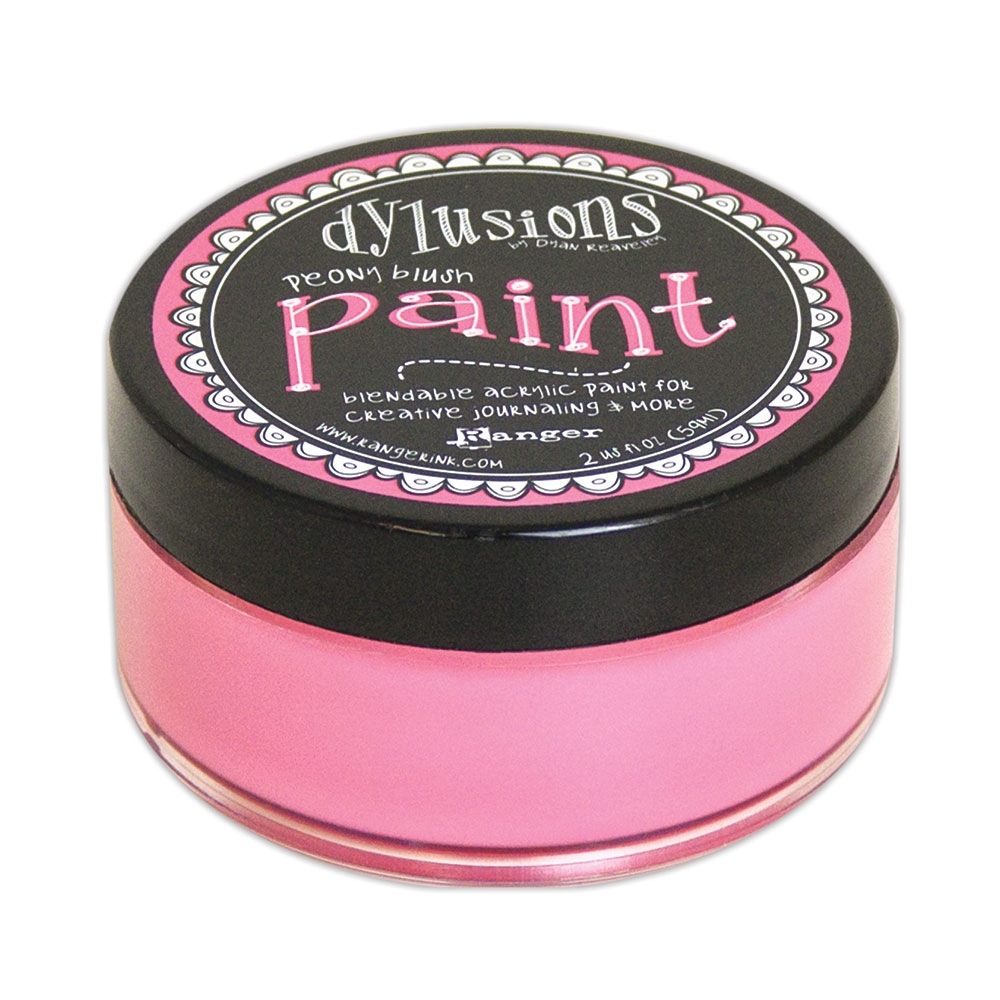 Ranger Dylusions Paint PEONY BLUSH DYP60192 zoom image