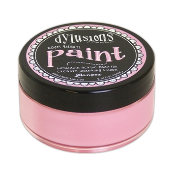 Ranger Dylusions Paint ROSE QUARTZ DYP60215