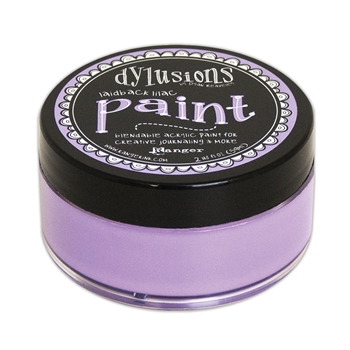 Ranger Dylusions Paint LAIDBACK LILAC DYP60178
