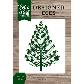 Echo Park PINE TREE Die Set EPPDIE851