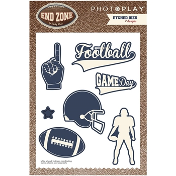PhotoPlay END ZONE Die Set EZ2934
