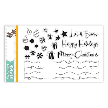 Simon Says Clear Stamps ON A STRING SSS101754 STAMPtember