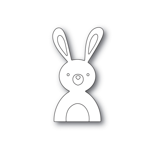 Simon Says Stamp Picture Book Bunny Die