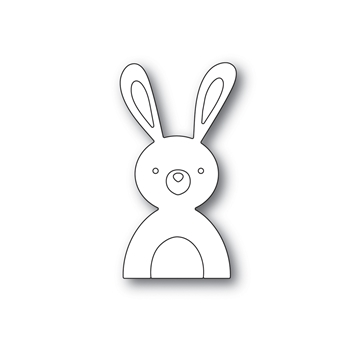 Simon Says Stamp PICTURE BOOK BUNNY Wafer Dies S439