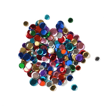 Simon Says Stamp RAINBOW CONFETTI Sequins RANBC17