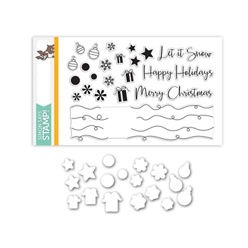 Simon Says Stamps And Dies ON A STRING Set306NS STAMPtember