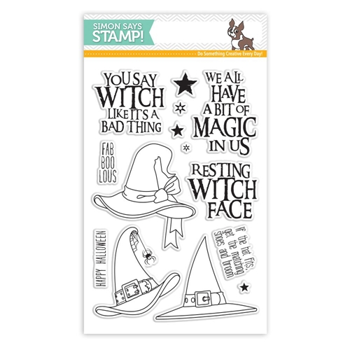 Simon Says Stamp 'If The Hat Fits' Stamp Set