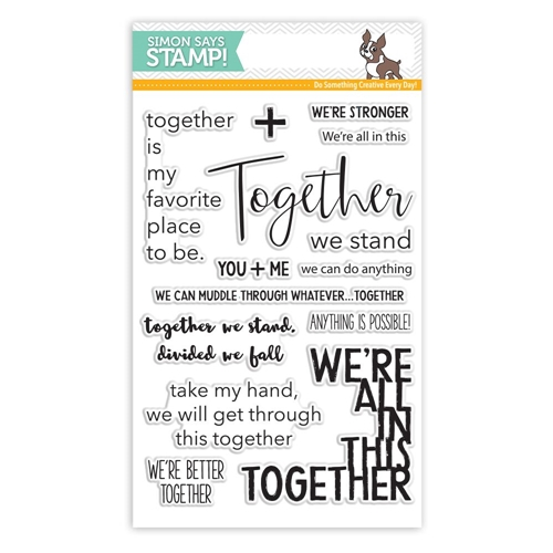 Simon Says Clear Stamps TOGETHER SSS101761 STAMPtember Preview Image
