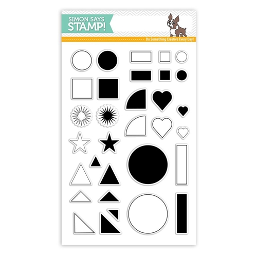 Simon Says Clear Stamp GRID PLAY SSS101794 STAMPtember Preview Image