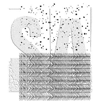 Tim Holtz Cling Rubber Stamps 2017 FLURRY AND PINE CMS312