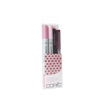 Copic DOODLE PACK PINK Set 053935