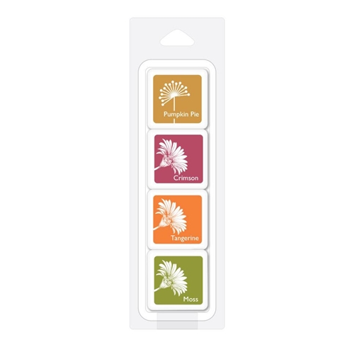 Hero Arts THANKSGIVING LETTERS LAYERING Ink Pad Set AF408 Preview Image