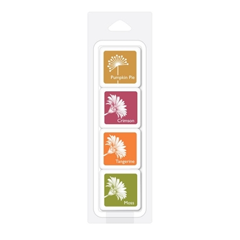 Hero Arts THANKSGIVING LETTERS LAYERING Ink Pad Set AF408