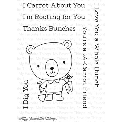 My Favorite Things ROOTING FOR YOU Clear Stamps CS230 Preview Image