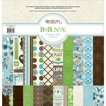 BoBunny 12 x 12 PENELOPE Collection Pack 22316395
