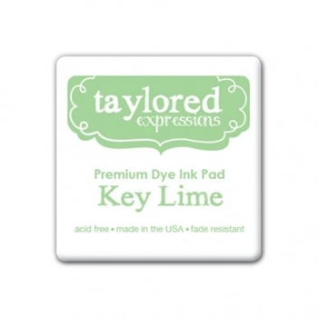 Taylored Expressions Premium Ink - KEY LIME MINI INK PAD TEMIDM35