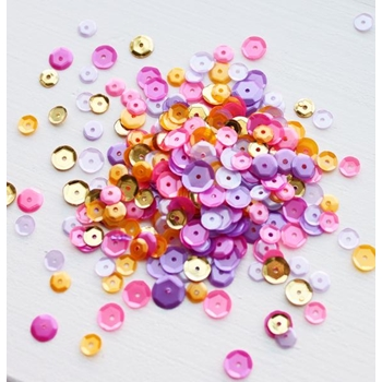 Neat and Tangled WILD ORCHID Sequin Mix