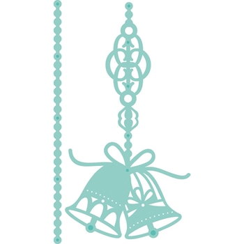 Kaisercraft BELL CHARM DIY Cuts Decorative Dies DD450