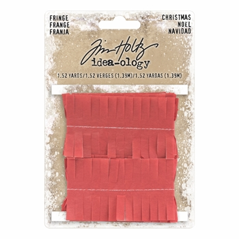 RESERVE Tim Holtz Idea-ology CHRISTMAS FRINGE TH93647
