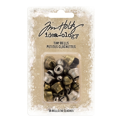 Tim Holtz Idea-ology TINY BELLS Findings TH93658 Preview Image