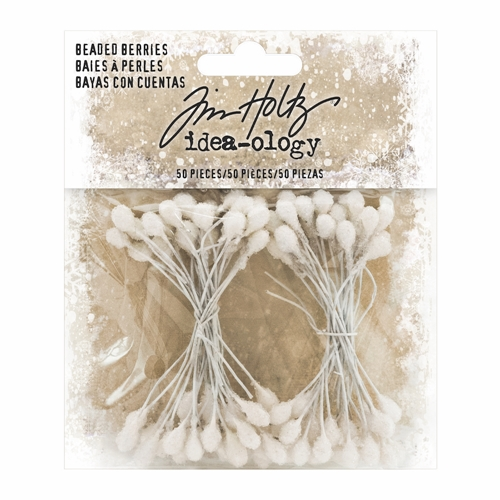 Tim Holtz Idea-ology BEADED BERRIES Findings TH93666* Preview Image