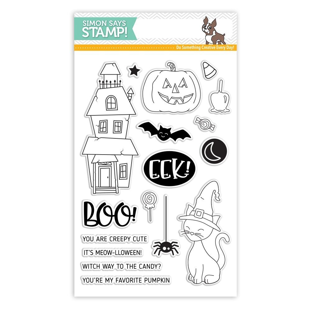 Simon Says Stamp Creepy Cute stamp set