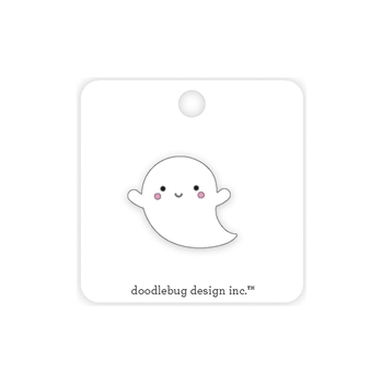 Doodlebug BOO Enamel Collectible Pin 5769