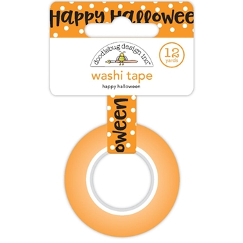 Doodlebug HAPPY HALLOWEEN Washi Tape 5741