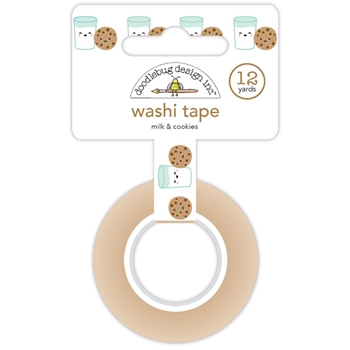 Doodlebug MILK AND COOKIES Washi Tape 5746