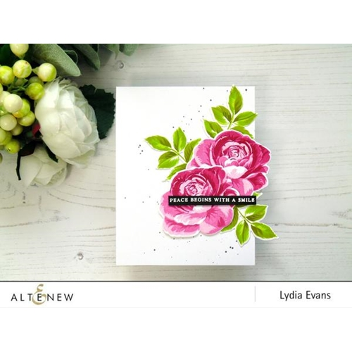 Altenew Build a Flower - Rose