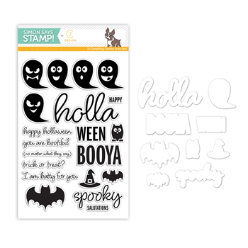 CZ Design Coordinating Set HOLLAWEEN CZSET5