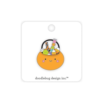 Doodlebug TRICK OR TREATS Collectible Enamel Pin 5770