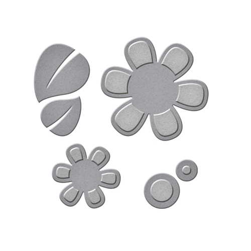 S2-280 Spellbinders DAISY Etched Dies  Preview Image