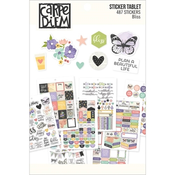 Simple Stories BLISS Sticker Tablet 7967